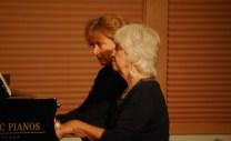 Pianists West Linn Community Chorus
